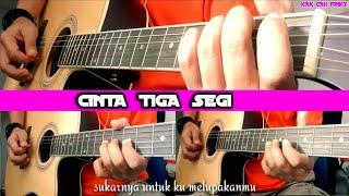 Download Mp3 Cinta Tiga Segi  Acoustic Instrumental Cover With Lyric
