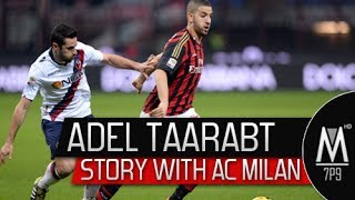 Repeat youtube video Adel Taarabt - Story with AC Milan / The Maroccan Magician COOP