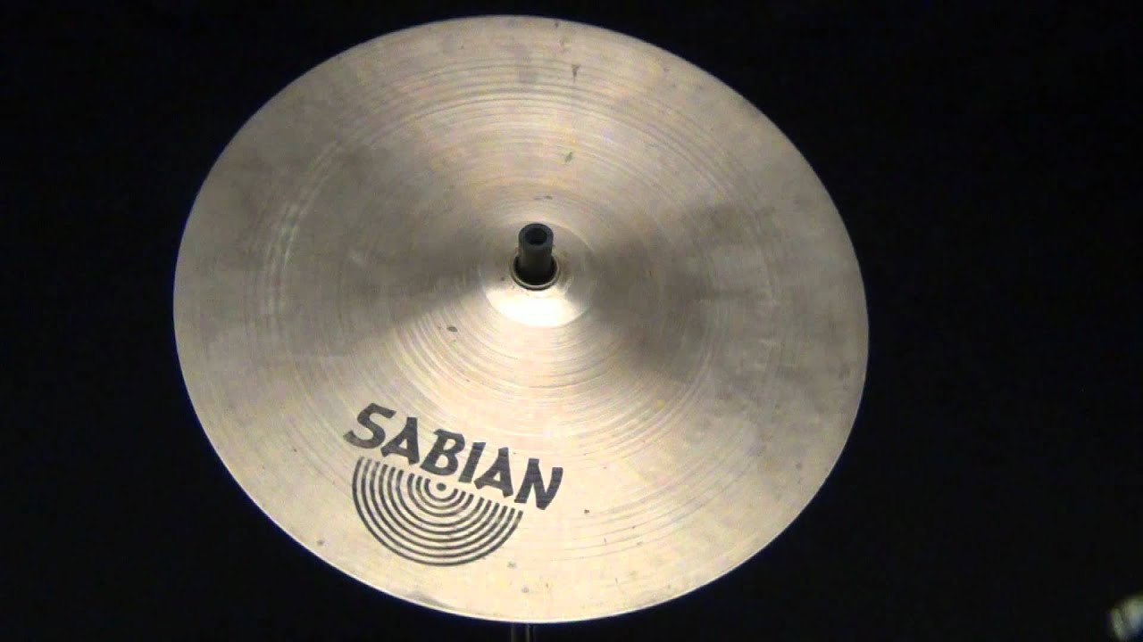 sabian 8 china splash cymbal sound sample video 152 grams the drum experts youtube