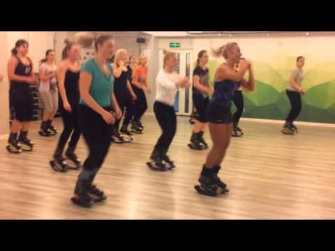 Kangoo Jumps Happy Fitness Moldova - YouTube