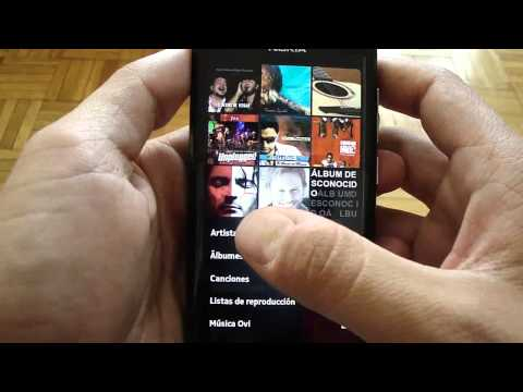 Review Nokia N9 - MeeGo (Español)