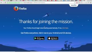 How to download and install Firefox 2016