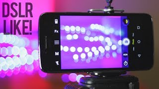 How to Take DSLR Like Photos With any SmartPhone!