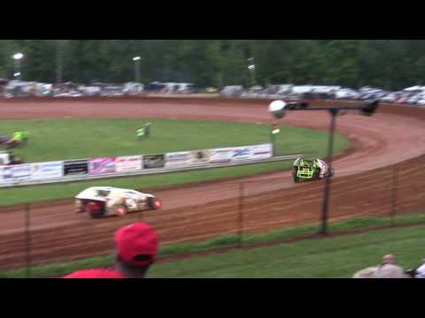 5 26 17 Modified Heat #3 Bloomington Speedway