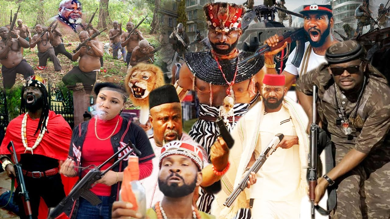 Download THE BATTLE LINE SEASON 1&2-SYLVESTER MADU & ZUBBY MICHAEL ACTION CLASSIC TRENDING NOLLYWOOD MOVIES