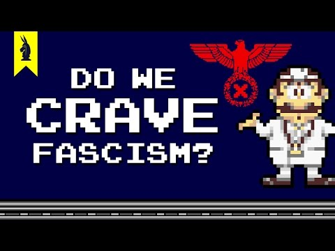 Do We Crave Fascism? (Freud & Psychoanalysis) – 8-Bit Philosophy