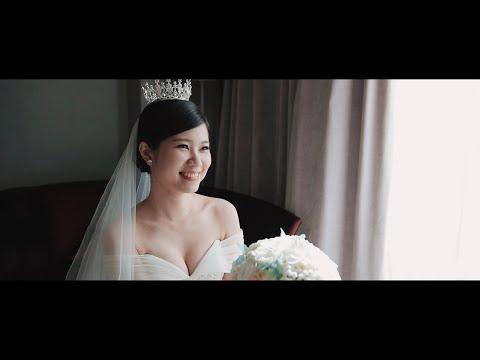 [婚禮錄影] 維多麗亞酒店 Andy Wijaya & Sarah 結婚/證婚/宴客