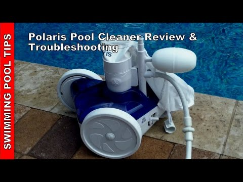 Polaris Pool Cleaner Review And Troubleshooting How To