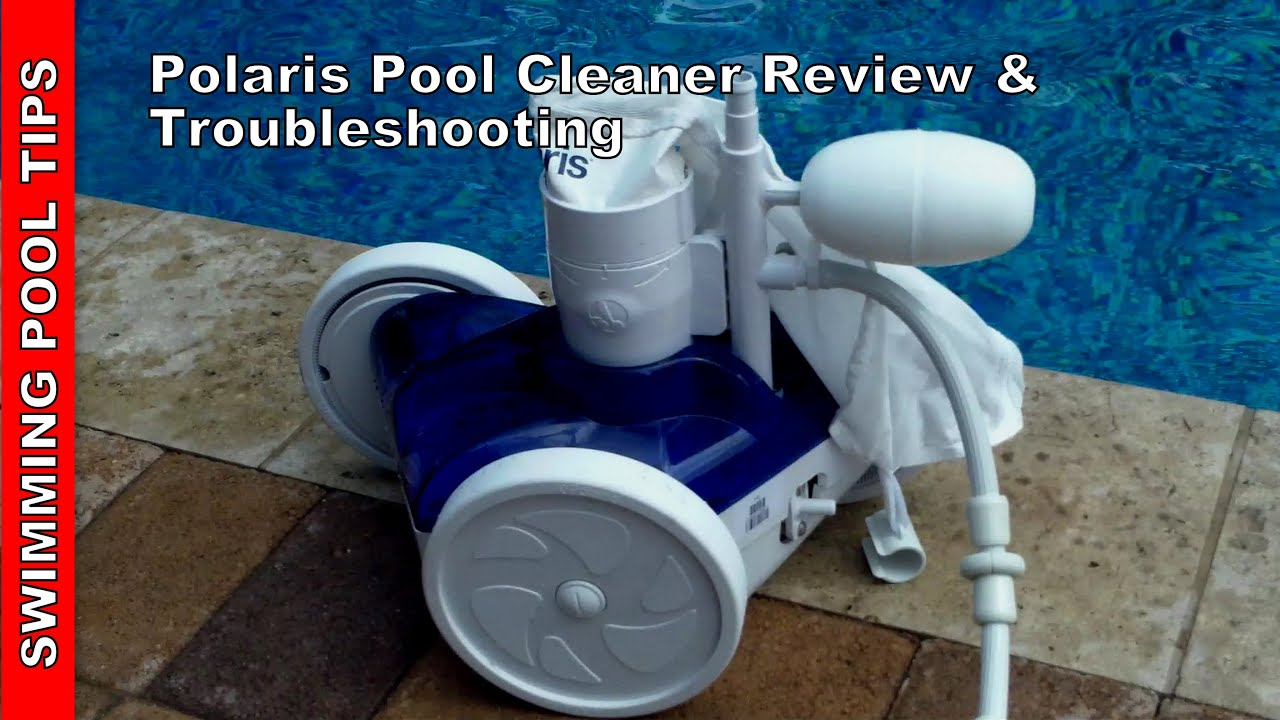 Polaris Pool Cleaner Review and Troubleshooting - YouTube