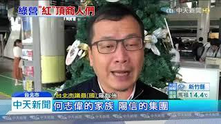 20191230中天新聞 曾隨陽信銀行赴陸 韓:不開除何志偉黨籍?