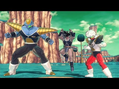UNEXPECTED GINYU FORCE!- Dragon Ball Xenoverse 2 Playthrough Part 9