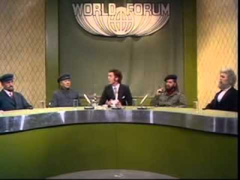 Monty Python Flying Circus in Italiano - Forum Mondiale