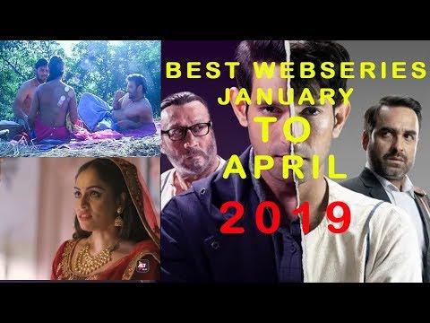 Top 10 New Indian Web Series 2019 | Best Hindi Web Series