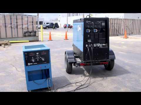 Maintenance Tips for Diesel Engine-Driven Welder/Generators
