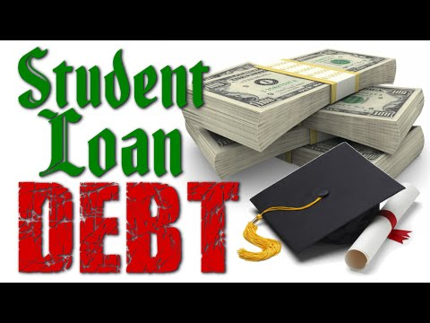 Why the Student Loan Debt Crisis Will NOT Go Away