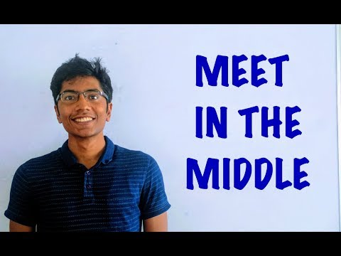 Meet in the Middle Algorithm