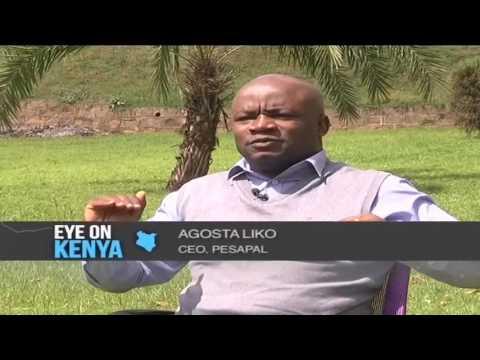 Tracking mobile money penetration in Kenya