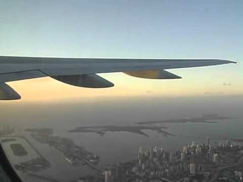 American Airlines 1970 Miami To Newark Part 1
