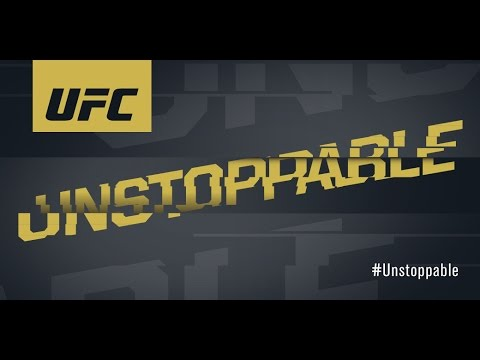 Press Conference: UFC Unstoppable