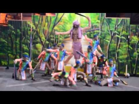 Street Dancing - Calapan City Contingent - Mimaropa Festival 11/09/16 at Puerto Princesa