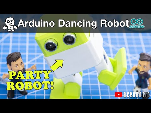arduino-dancing-robot-(otto)-|-assembly,-programming,-and-calibration