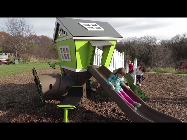 The New Friendship Park Playground At Roberts Field – PROMO