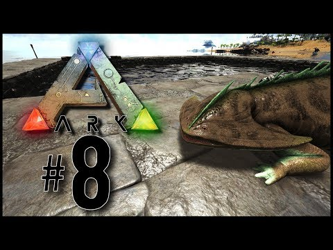 Ark Survival Evolved #8 - Diving for Pearls