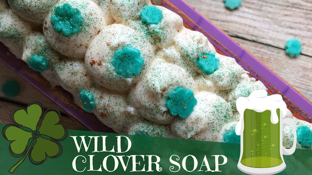 """The FIRST Annual Soap Collaboration """"The Drunken Soap"""" 
