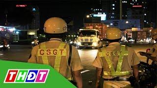 CSGT Tân Sơn Nhất bị tố đòi 6,2 triệu đồng cho lỗi phạt 350.000 đồng | THDT
