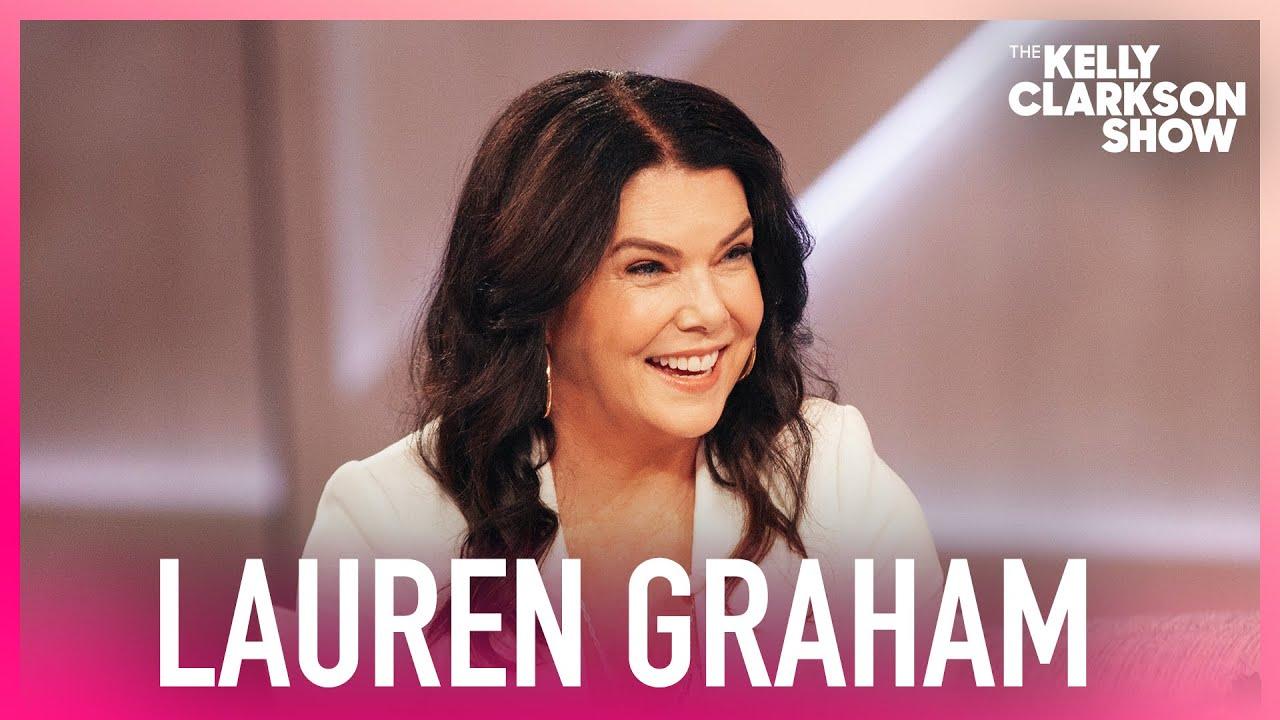 Lauren Graham Relives A Hilariously Cringey Paparazzi Moment