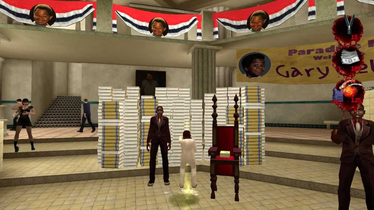 Postal 2 Complete Peeing On Gary Coleman Dying In A Fire