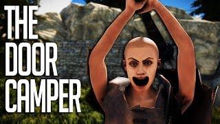 The Door Camper - Rust Funny Moments