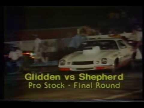 Drag Racing 1979 NHRA Cajun Nationals PRO STOCK Final Round