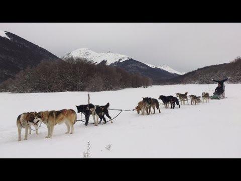 LA PATAGONIA,  Ushuaia  -  Fin del Mundo