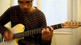 Seether - 69 Tea - guitar - cover -