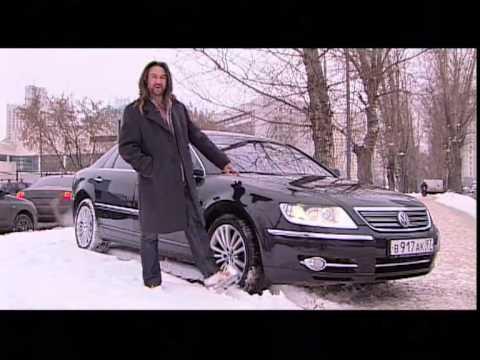 Наши тесты - Volkswagen Phaeton - 20 тысяч километров спустя
