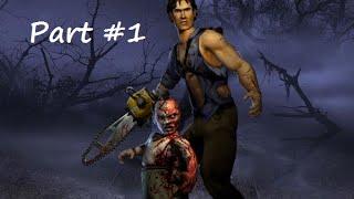 Evil Dead: Regeneration PC/PS2/Xbox - Part 1