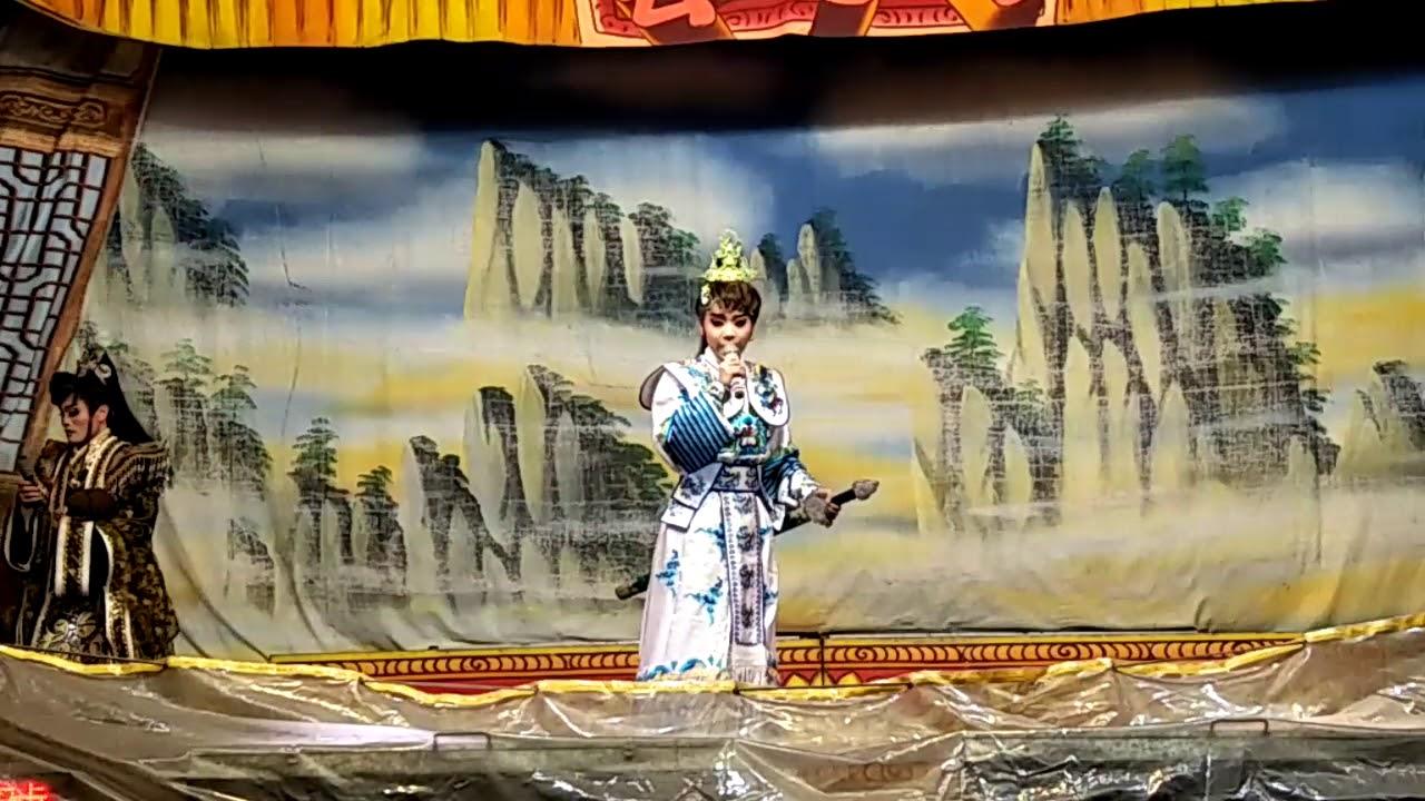 20180127 藝人歌劇團~真假包公 - YouTube