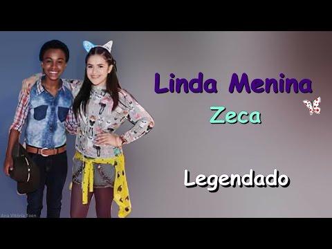 Carinha De Anjo | Linda Menina - Zeca (Com Letra)