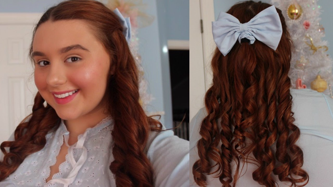 ♡Clara from The Nutcracker Inspired Hair