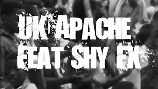 UK APACHE FT. SHY FX - SALUTE MANDELA (RARE)
