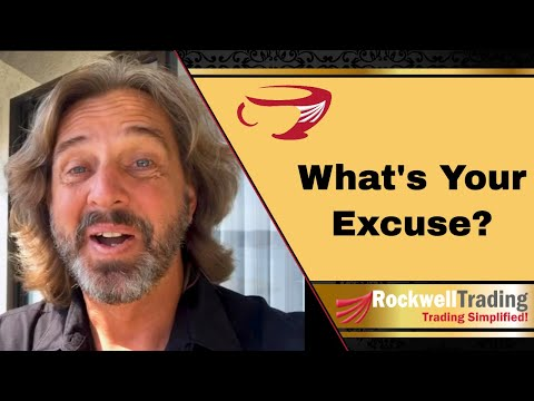 What's Your Excuse? (Motivation Video) – Why aren't you rich yet?