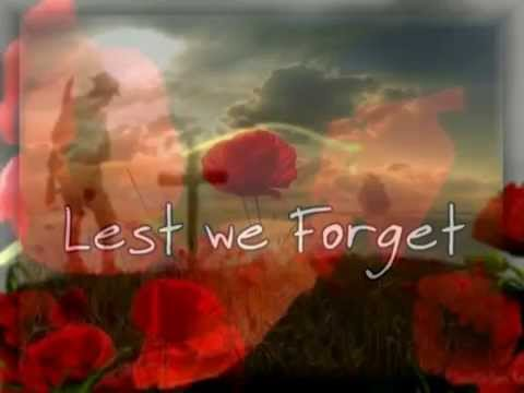 remembrance video - remembrance day version