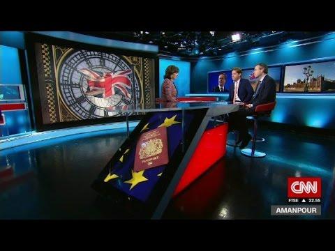 Newspaper editors clash in Brexit debate