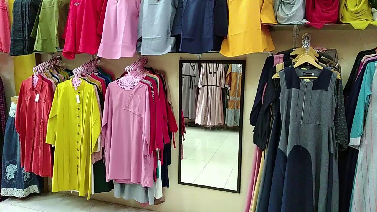 Ayu Fashion Siapkan Busana Muslim Desain Suka Suka