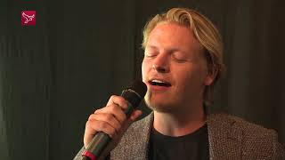 Thomas Berge - In Het Donker, live bij Omroep Flevoland