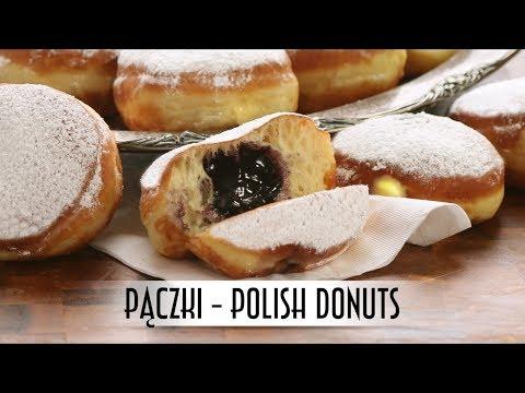 Pączki | Polish Doughnuts