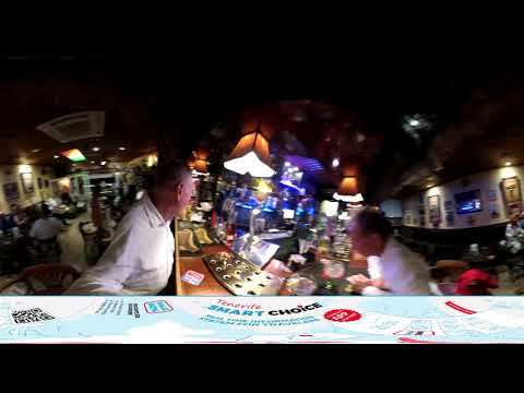 360 VIDEO VR TENERIFE: IRISH PUB