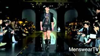 Versace Menswear AW13 Autumn Winter 2014 Runway Show Milan Thumbnail