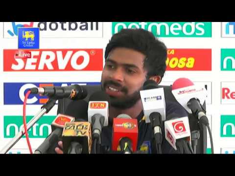 5th ODI: Pre Match Media Conference - England tour of Sri Lanka 2018